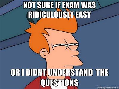 daway ingles - examen de cambridge FCE - fry meme