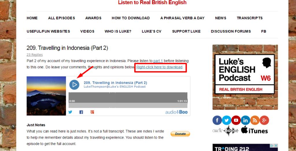 audios para aprender inglés - daway inglés - luke 2