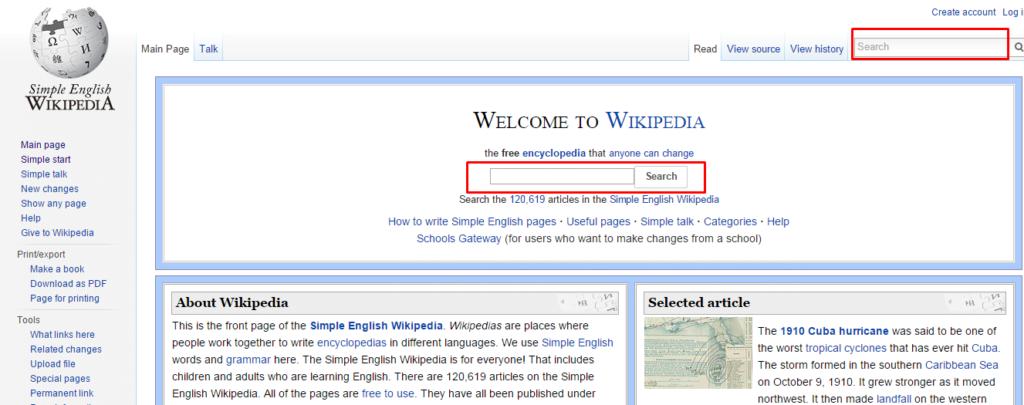 recursos para aprender inglés - daway inglés - simple english wikipedia 1