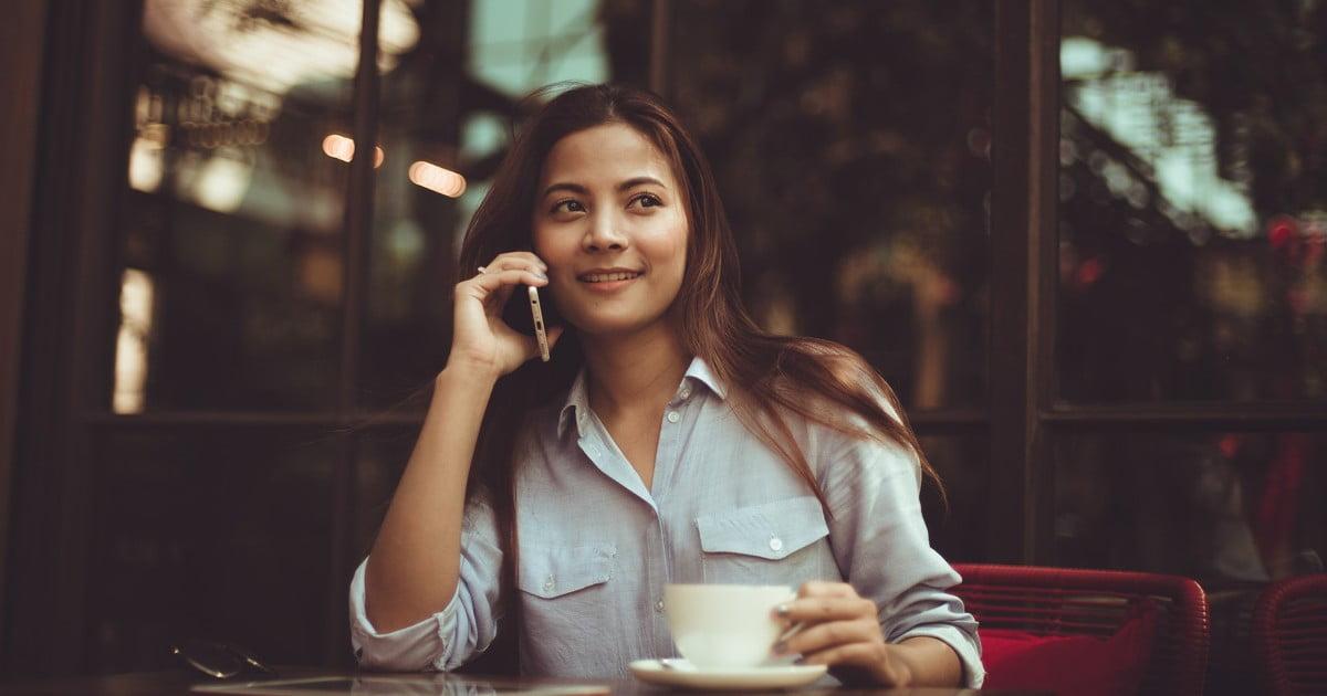Conversación telefónica en inglés, guía en audio